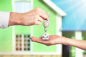 Приобретение жилого помещения участником НИС